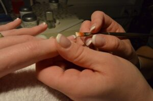 Puntatori per la cura delle mani